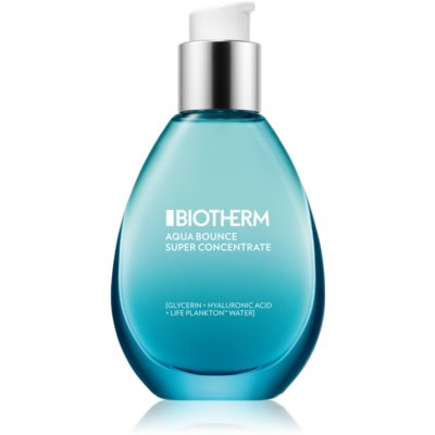 Biotherm Aqua Bounce Super Concentrate Soothing And Moisturizing Fluid