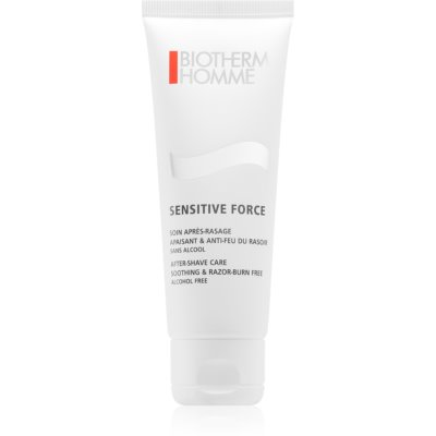 Biotherm Homme Sensitive Force Nyugtató alkoholmentes after-shave