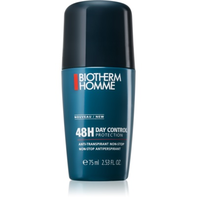 Biotherm Homme 48h Day Control antiperspirant roll-on brez parabenov