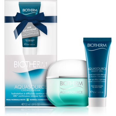 Biotherm Aquasource Cosmetic Set VIII.