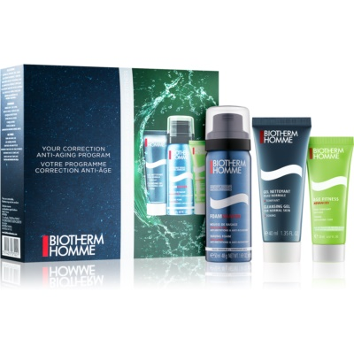 Biotherm Homme Age Fitness Advanced Kosmetik-Set  II.