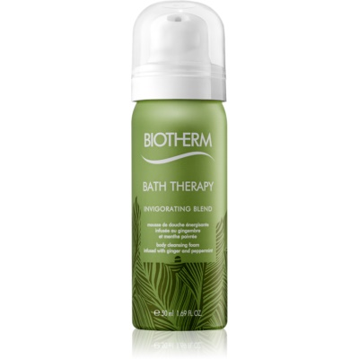 Biotherm Bath Therapy Invigorating Blend mousse detergente corpo