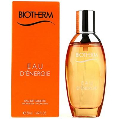 Biotherm Eau D'Énergie Eau de Toillete για γυναίκες