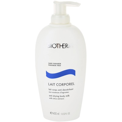 Biotherm Moisture telové mlieko hydratačné pre všetky typy pokožky