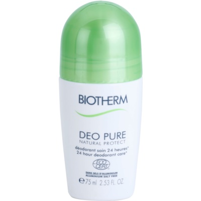 Biotherm Deo Pure desodorizante roll-on