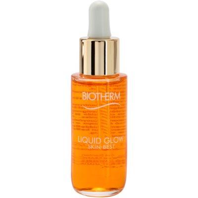 подхранващо сухо олио за озаряване на лицето