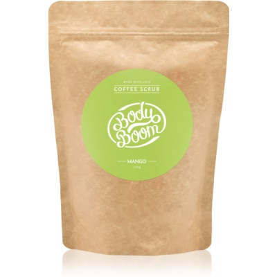 BodyBoom Mango esfoliante corporal de café