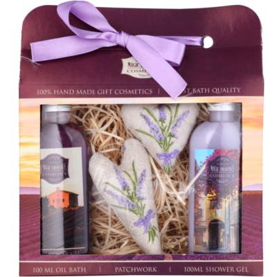 Bohemia Gifts & Cosmetics Magic Provence kozmetická sada I.