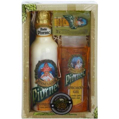 Bohemia Gifts & Cosmetics Pivrnec kozmetická sada III.