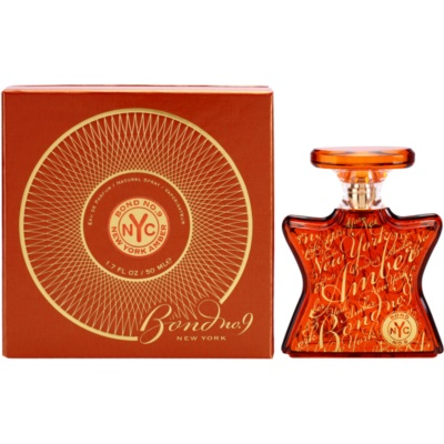 Bond No. 9 Midtown New York Amber woda perfumowana unisex