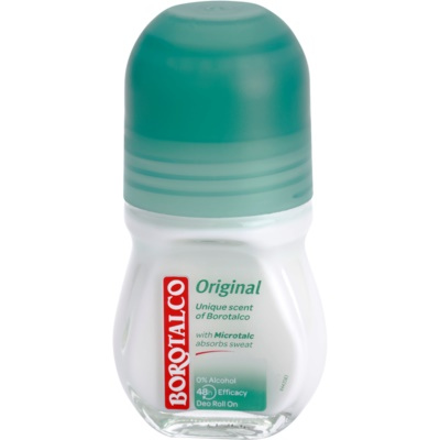 Borotalco Original deodorant antiperspirant roll-on