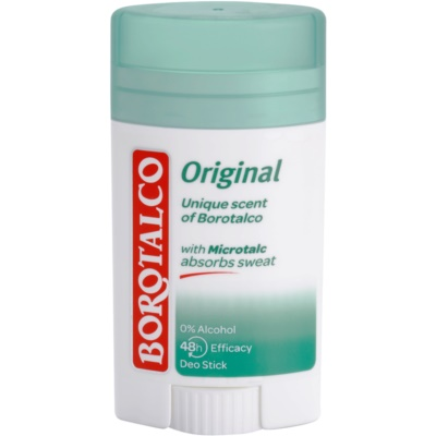 Borotalco Original Solid Antiperspirant And Deodorant