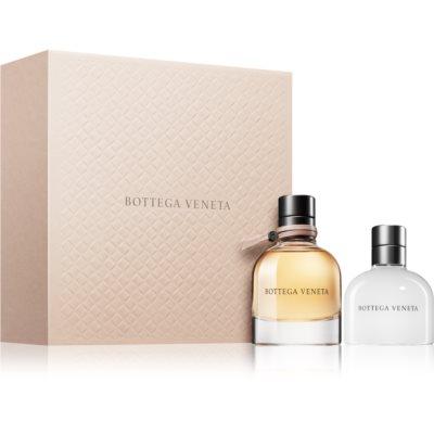 Bottega Veneta Bottega Veneta darilni set I. parfumska voda 50 ml + losjon za telo 100 ml