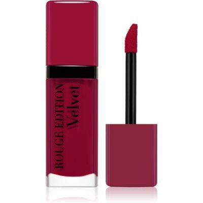 Bourjois Rouge Edition Velvet rossetto liquido effetto opaco
