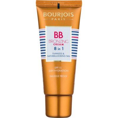 Bourjois Parisian Summer bronzosító BB krém hidratáló hatással