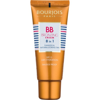 Bourjois Parisian Summer bronz BB krema z vlažilnim učinkom