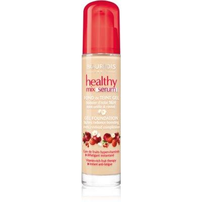 Bourjois Healthy Mix Serum Liquid Foundation For Immediate Brightening