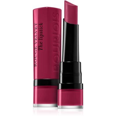 Bourjois Rouge Edition Velvet matirajoča šminka