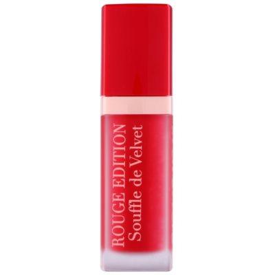 Bourjois Rouge Edition Souffle de Velvet Vloeibare Lippenstift