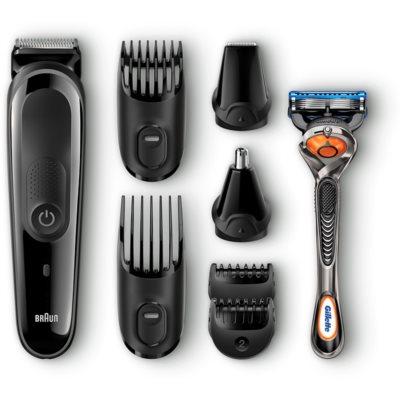 Braun Multi Groomer MGK3060 trimmer per il corpo