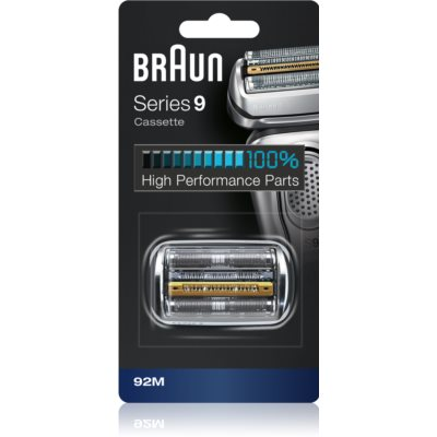 Braun Series 9 Combipack Casette 92M Scherfolie