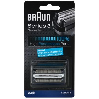 Braun Series 3  32B CombiPack  láminas de recambio