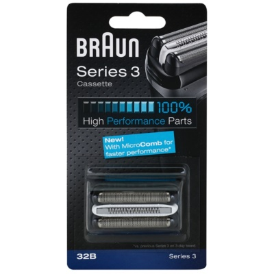 Braun Series 3  32B CombiPack  резервни ножчета за електрическа машинка