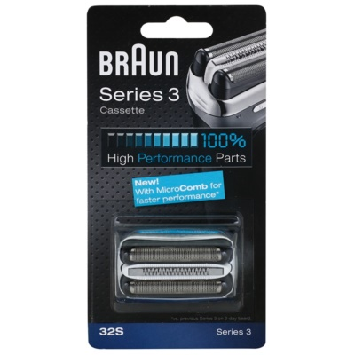 Braun CombiPack Series3 32S резервни ножчета за електрическа машинка