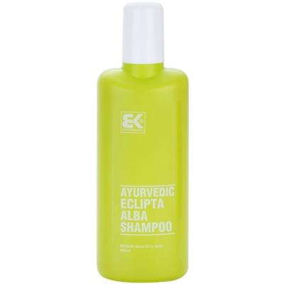 přírodní bylinný šampon bez sulfátů a parabenů