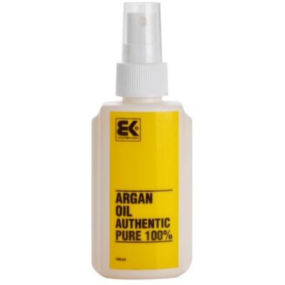 olio di argan al 100%