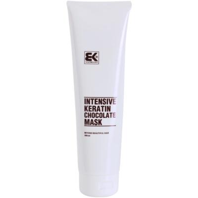 maszk a károsult hajra