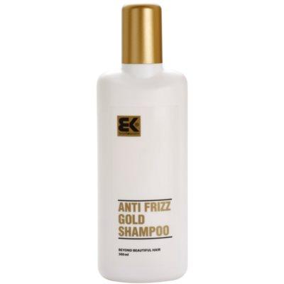 koncentrovaný šampon s keratinem