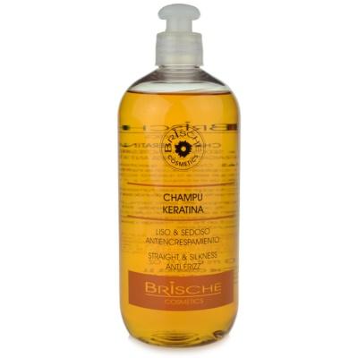 šampon pro uhlazení vlasů