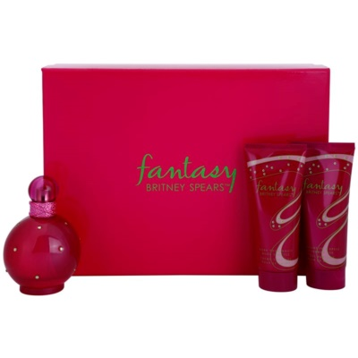 Britney Spears Fantasy Gift Set II.