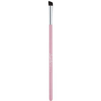 BrushArt Basic Pink pedzel do brwi i eyelinera