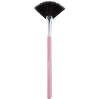 BrushArt Basic Pink poroló ecset - legyező
