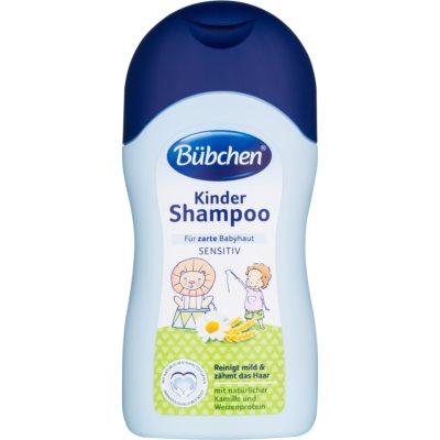 Bübchen Baby Milde Baby Shampoo