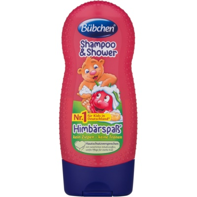 Shampoo en Douchegel 2in1