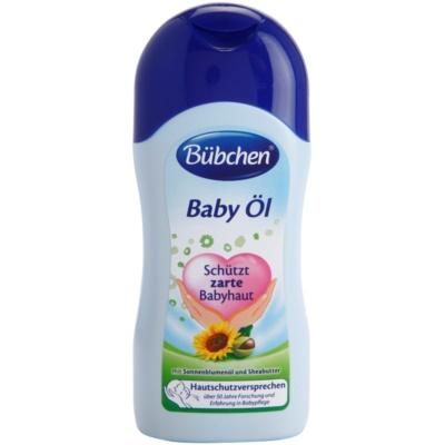 Bübchen Baby huile traitante pour peaux sensibles