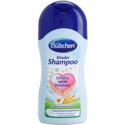 Bübchen Baby shampoing doux enfant