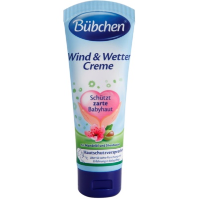 Protective Cream To Protect From Cold And Wind