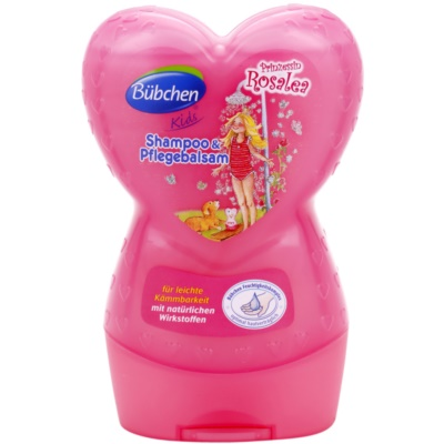 Bübchen Kids sampon si balsam 2 in 1