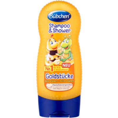 Douchegel en Shampoo 2in1
