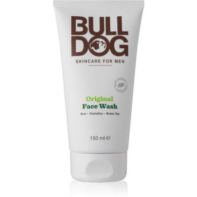 Bulldog Original gel de limpeza para rosto