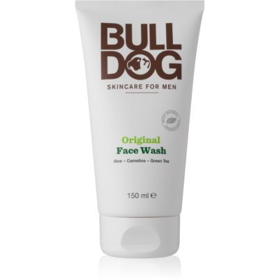 Bulldog Original τζελ καθαρισμού Για το πρόσωπο