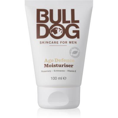 Bulldog Age Defence krem przeciw zmarszczkom o dzłałaniu nawilżającym
