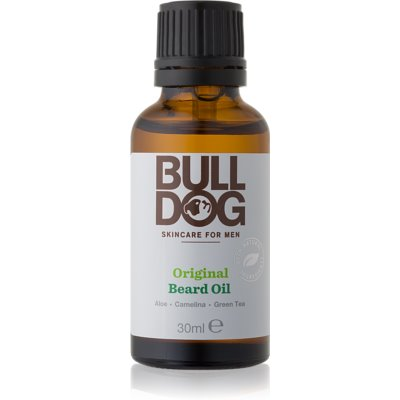 Bulldog Original óleo para barba