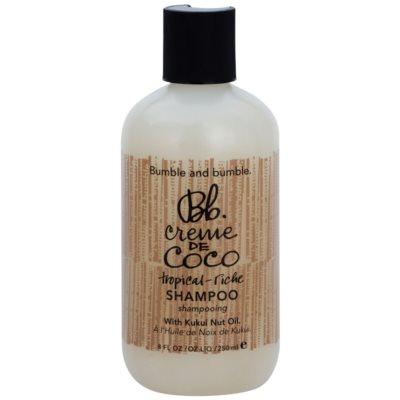 szampon wygładzający puszące i elektryzujące się włosy