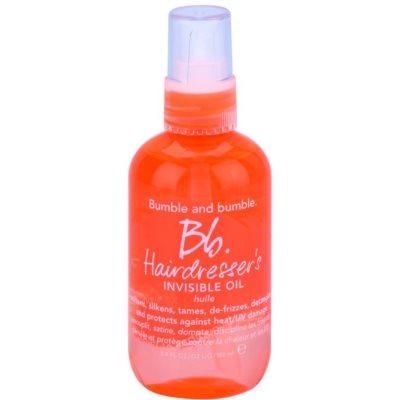 olejek do nabłyszczania i zmiękczania włosów