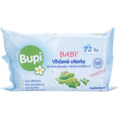 Baby Gentle Wet Wipes